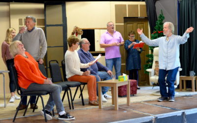 VILLAGE PLAYERS COMEDY outrageously OUT OF THIS WORLD