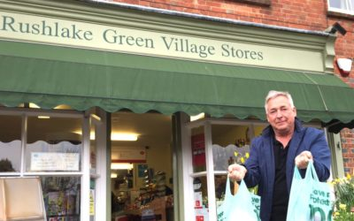 RUSHLAKE GREEN VILLAGE STORES – Keeping everyone safe and well.