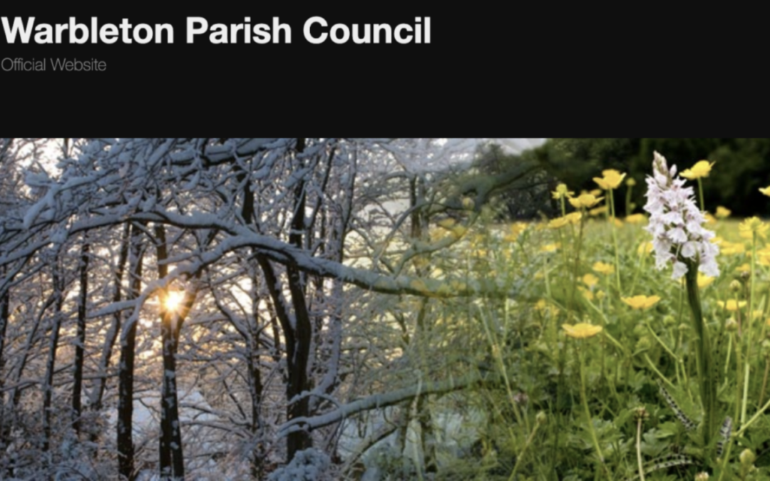 Parish Council Changes
