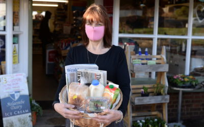 VILLAGE STORES LAUNCHES DAILY DELIVERY ROUND