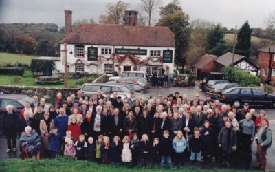 CLASS OF 2000 – or WHAT A DIFFERENCE 21 YEARS MAKES