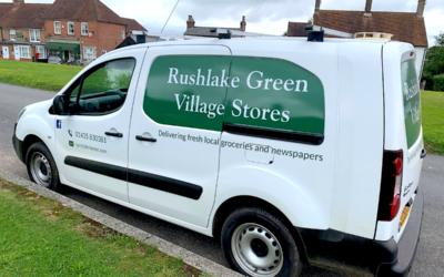 Deliver-RU Service (RUshlake)! RGVS BRILLIANT YET AGAIN.